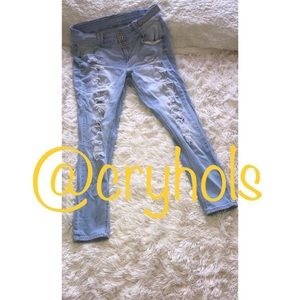 Denim - Sold to cryhols